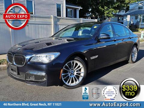 2014 BMW 7 Series for sale in Great Neck, NY