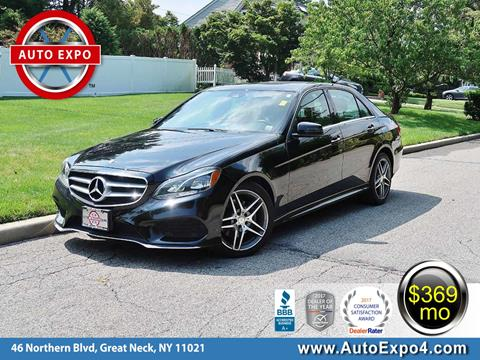 2015 Mercedes-Benz E-Class for sale in Great Neck, NY