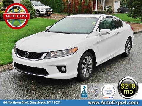 2015 Honda Accord for sale in Great Neck, NY