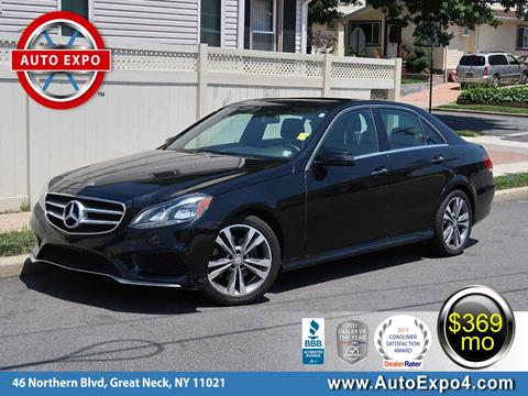 2016 Mercedes-Benz E-Class for sale in Great Neck, NY