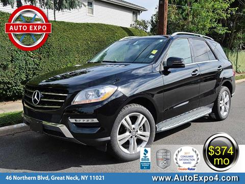 2015 Mercedes-Benz M-Class for sale in Great Neck, NY