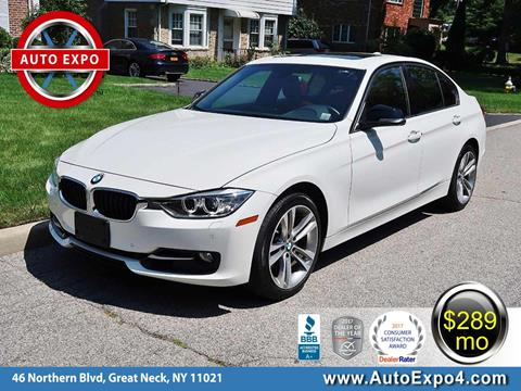 2014 BMW 3 Series for sale in Great Neck, NY