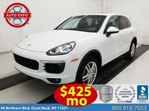 2016 Porsche Cayenne for sale in Great Neck, NY