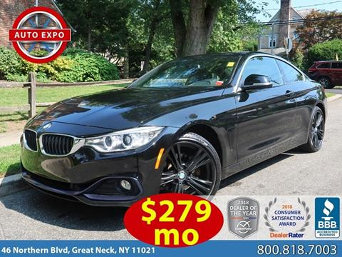 2016 BMW 4 Series for sale in Great Neck, NY