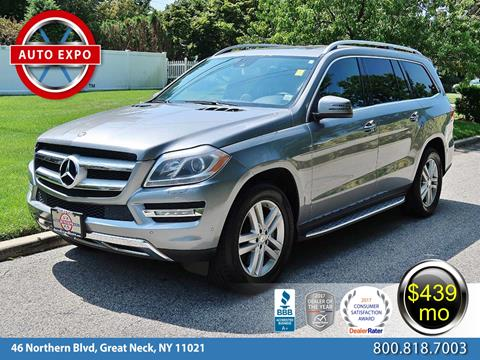 2014 Mercedes-Benz GL-Class for sale in Great Neck, NY
