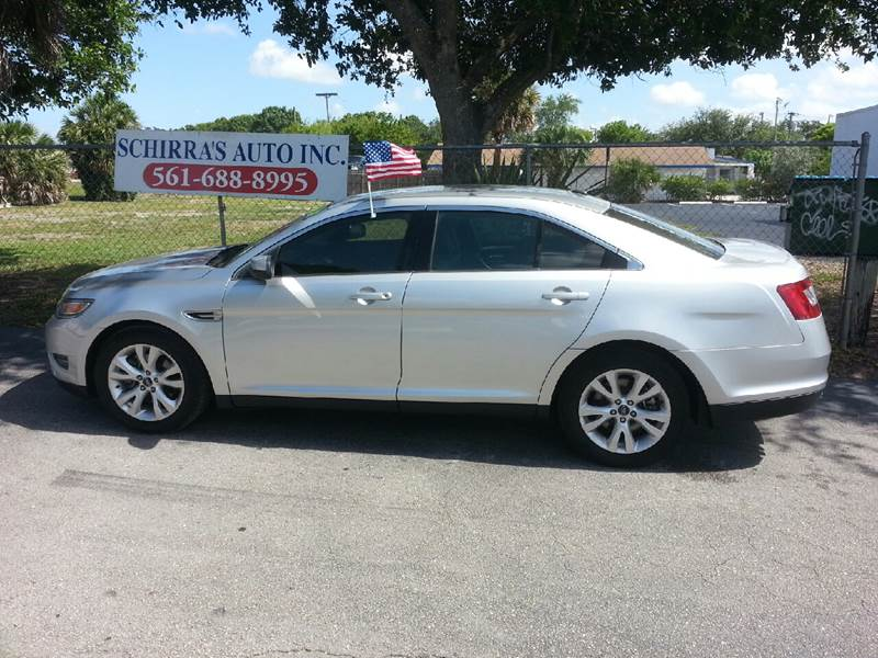2011 FORD TAURUS SEL 4DR SEDAN silver please call schirras auto at 888-227-9796 have bad credit