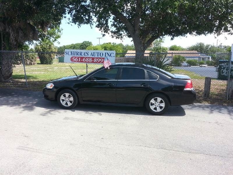 2012 CHEVROLET IMPALA LS FLEET 4DR SEDAN black please call schirras auto at 888-227-9796 have ba