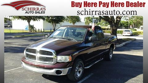 2005 Dodge Ram Pickup 1500 for sale in West Palm Beach, FL