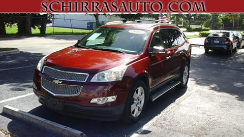 2010 Chevrolet Traverse for sale in West Palm Beach, FL