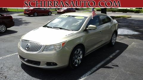 2010 Buick LaCrosse for sale in West Palm Beach, FL