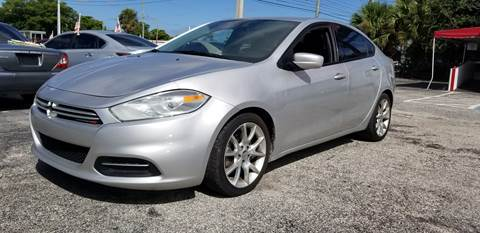 2013 Dodge Dart for sale in West Palm Beach, FL