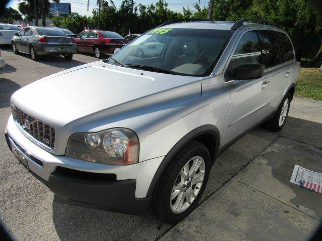 2006 VOLVO XC90 V8 AWD 4DR SUV silver please call schirras auto at 888-227-9796 have bad credit