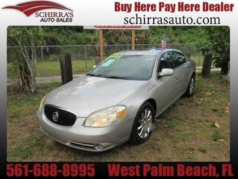 2006 Buick Lucerne for sale in West Palm Beach, FL