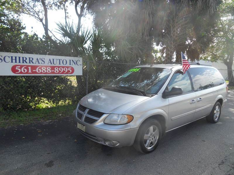 2005 DODGE GRAND CARAVAN SXT 4DR EXTENDED MINI VAN silver please call schirras auto at 888-227-9