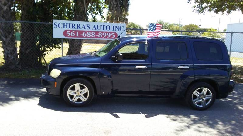 2007 CHEVROLET HHR LS 4DR WAGON blue please call schirras auto at 888-227-9796 have bad credit