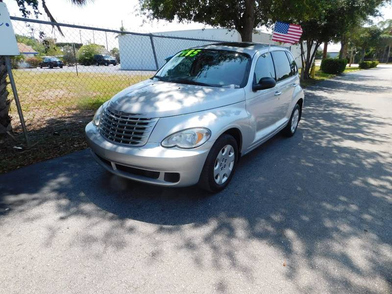 2007 CHRYSLER PT CRUISER TOURING 4DR WAGON gray please call schirras auto at 888-227-9796 have b