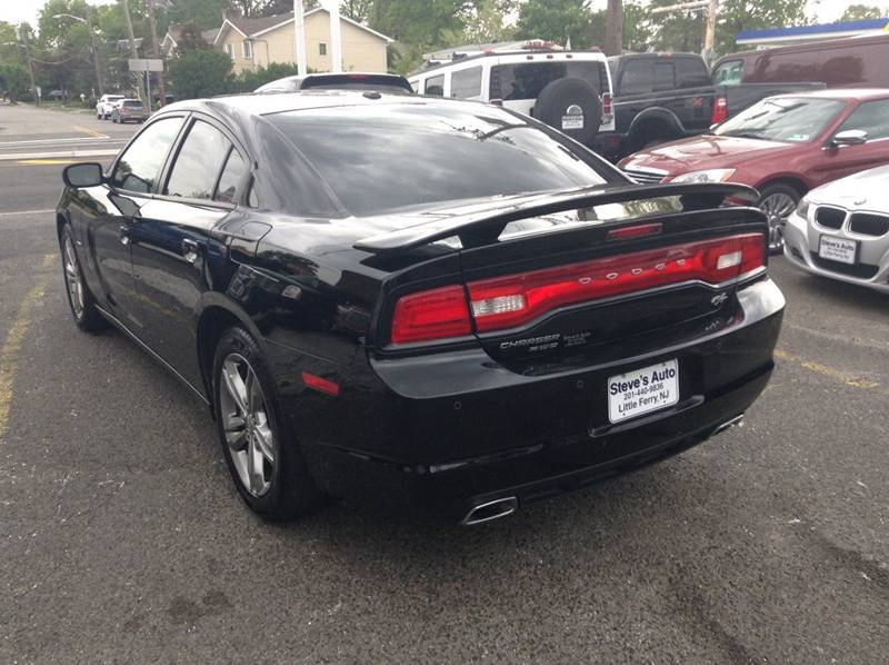 2012 dodge charger awd r t max 4dr sedan in little ferry nj steves auto sales. Black Bedroom Furniture Sets. Home Design Ideas