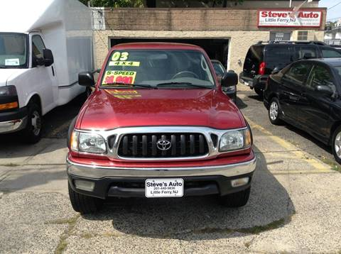 2003 Toyota Tacoma for sale in Little Ferry, NJ