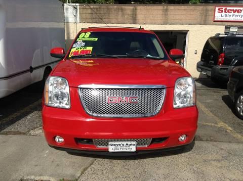 2008 GMC Yukon for sale in Little Ferry, NJ