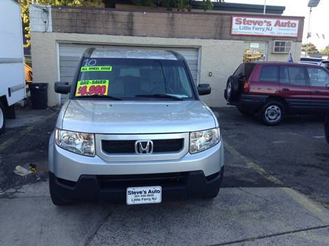 2010 Honda Element for sale in Little Ferry, NJ