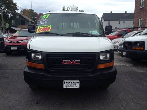 2007 GMC Savana Cargo for sale in Little Ferry, NJ