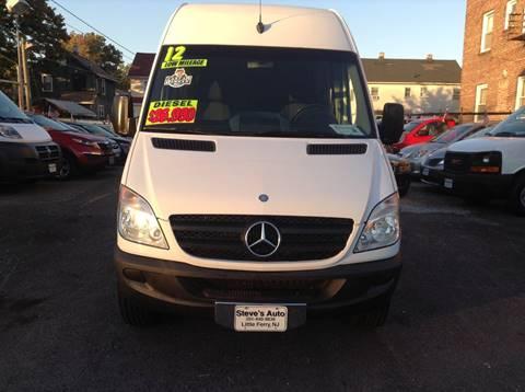 2012 Mercedes-Benz Sprinter Cargo for sale in Little Ferry, NJ