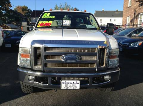2008 Ford F-350 Super Duty for sale in Little Ferry, NJ