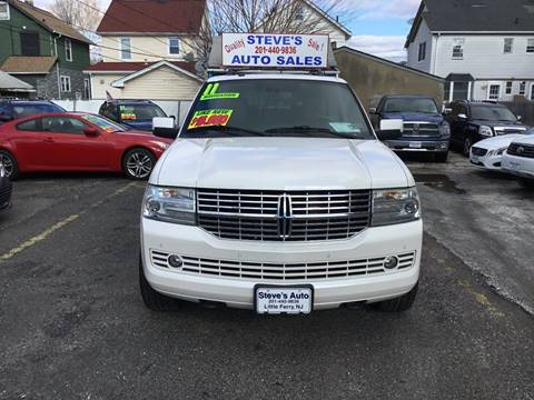 Lincoln Navigator L For Sale In New Jersey Carsforsale Com