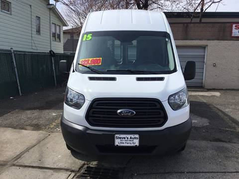 63d68fff9d2bc1 2015 Ford Transit Cargo for sale in Little Ferry
