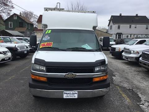 2013 Chevrolet Express Cutaway for sale in Little Ferry, NJ