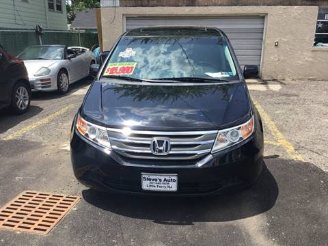 2012 Honda Odyssey for sale in Little Ferry, NJ