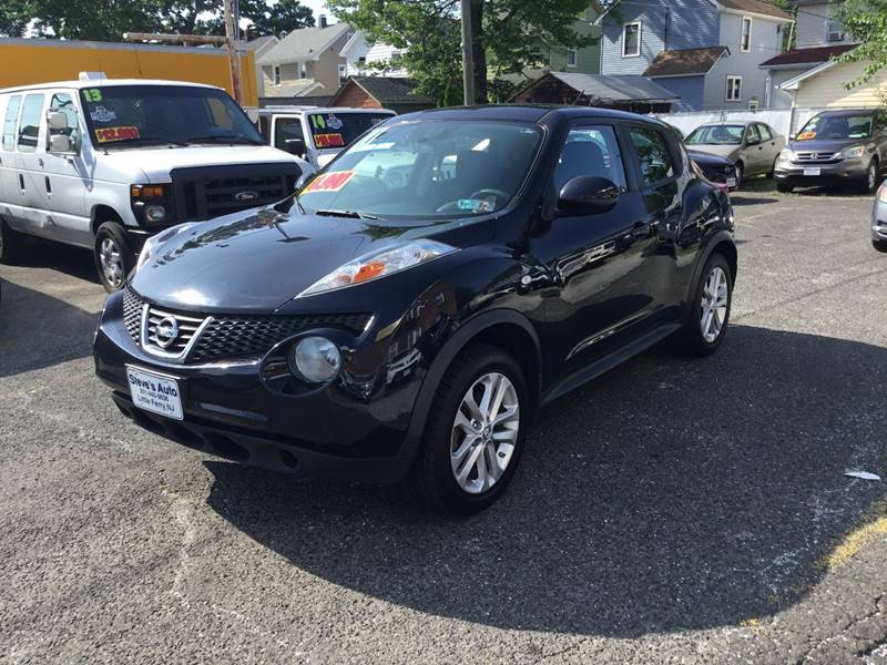 2011 Nissan Juke AWD S 4dr Crossover In Little Ferry NJ - Steves