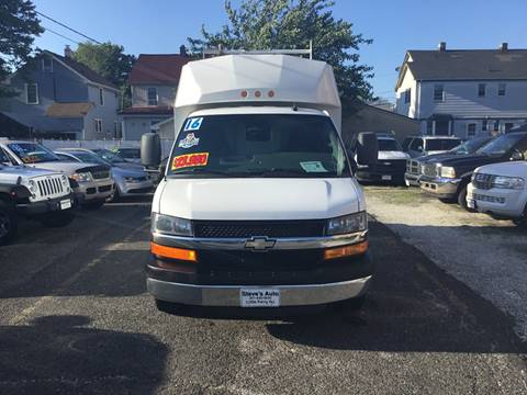 2016 Chevrolet Express Cutaway for sale in Little Ferry, NJ