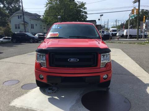 2013 Ford F-150 for sale at Steves Auto Sales in Little Ferry NJ