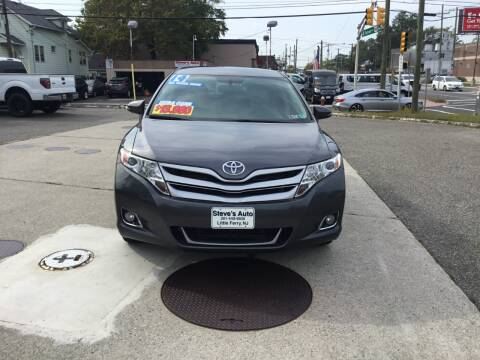 2014 Toyota Venza for sale at Steves Auto Sales in Little Ferry NJ