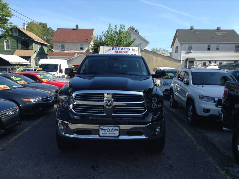 2013 RAM Ram Pickup 1500 for sale at Steves Auto Sales in Little Ferry NJ