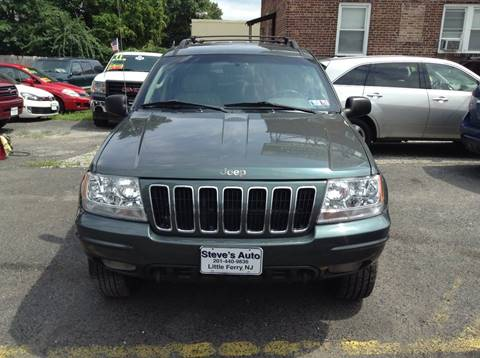 2002 Jeep Grand Cherokee for sale in Little Ferry, NJ