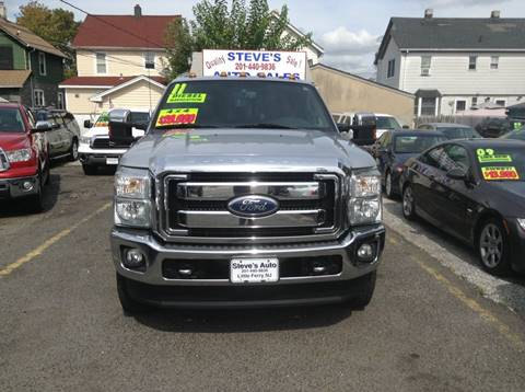 2011 Ford F-350 Super Duty for sale at Steves Auto Sales in Little Ferry NJ