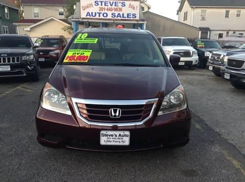 2010 Honda Odyssey for sale in Little Ferry, NJ