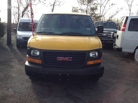 2012 GMC Savana Cargo for sale in Little Ferry, NJ