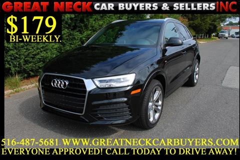 2016 Audi Q3 for sale in Great Neck, NY