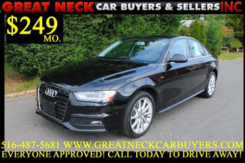 2016 Audi A4 for sale in Great Neck, NY