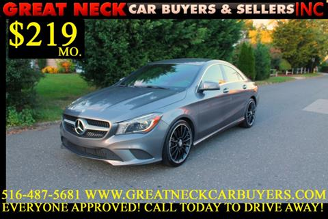 2014 Mercedes-Benz CLA for sale in Great Neck, NY