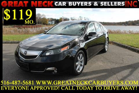 2012 Acura TL for sale in Great Neck, NY