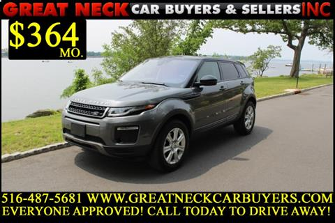 2017 Land Rover Range Rover Evoque for sale in Great Neck, NY