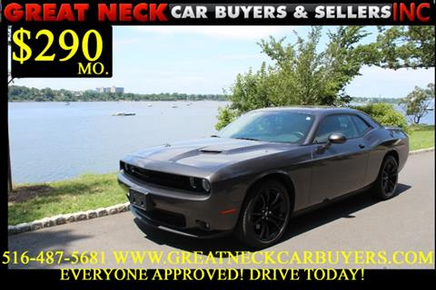 2017 Dodge Challenger for sale in Great Neck, NY