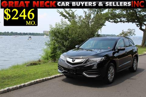 2016 Acura RDX for sale in Great Neck, NY