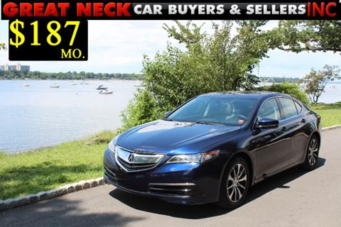 2016 Acura TLX for sale in Great Neck, NY