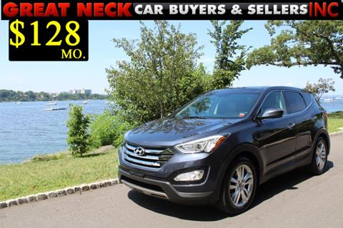 2013 Hyundai Santa Fe Sport for sale in Great Neck, NY