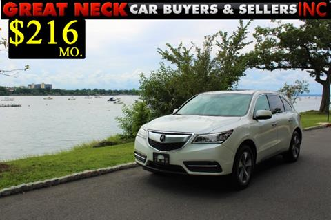 2014 Acura MDX for sale in Great Neck, NY